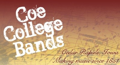 Coe College Bands